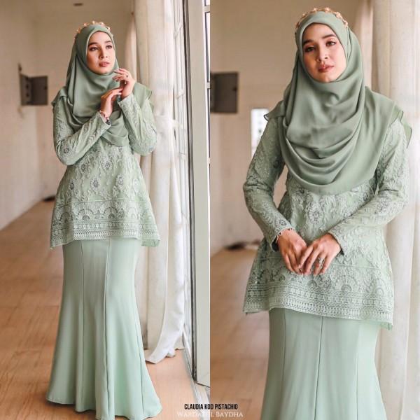 CLAUDIA KURUNG AS-IS - Wardatul Baydha Hijab