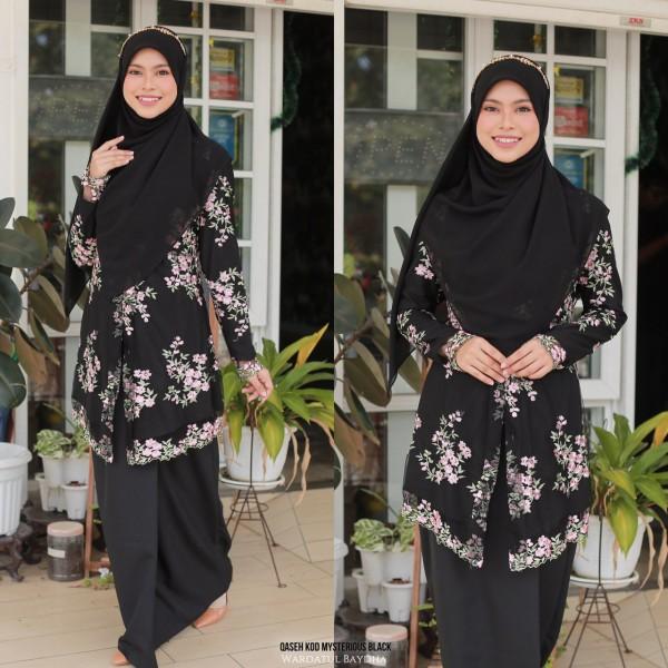 QASEH KEBARUNG - Wardatul Baydha Hijab