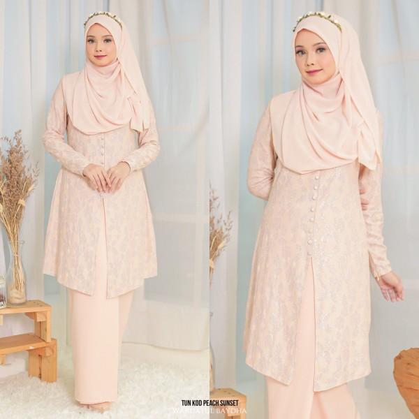 TUN FATIMAH KEBAYA - Wardatul Baydha Hijab