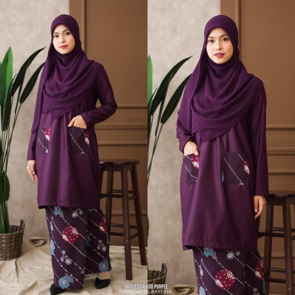 RAFLESSIA POKET KURUNG AS-IS - Wardatul Baydha Hijab