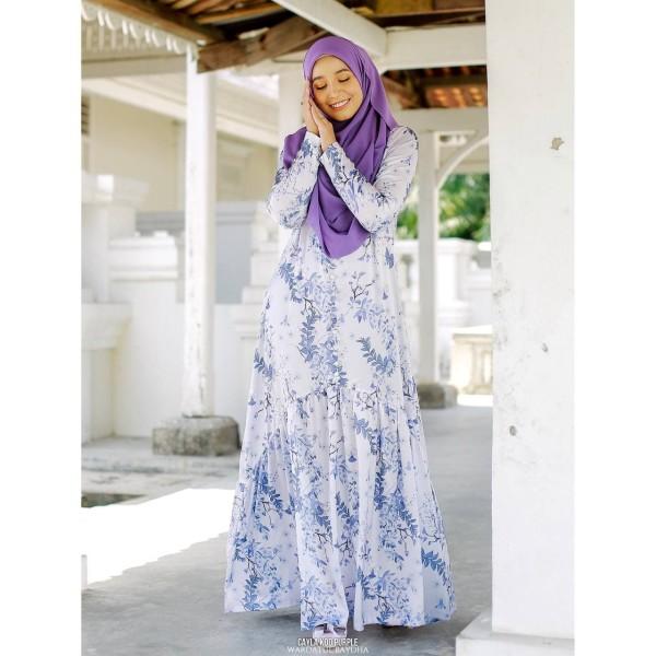 CAYLA DRESS - Wardatul Baydha Hijab