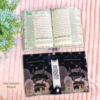 GDAS LOVE ALQURAN BLACK