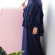 RAHIMA DRESS IN NAVY - GDa'S by Ghaida Tsurayya