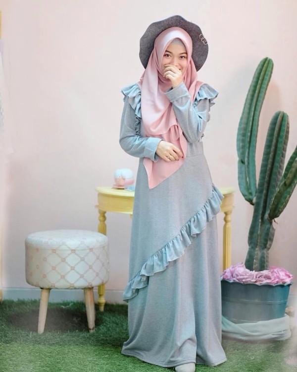 AMIRA COTTON DRESS - GDa'S by Ghaida Tsurayya