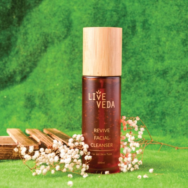 REVIVE FACIAL CLEANSER - Live Veda