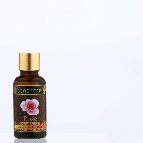 Rose Aromatic Oil - Seriemas