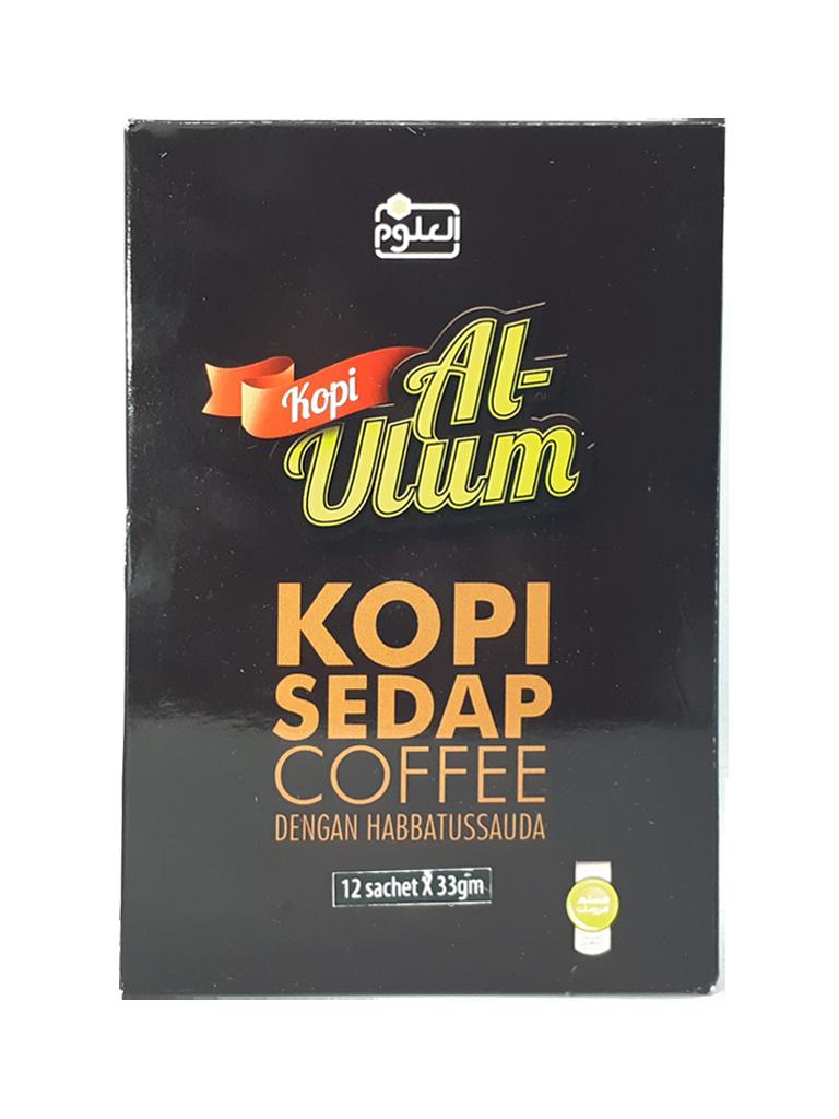 KOPI SEDAP AL-ULUM (BOX) 12PCS