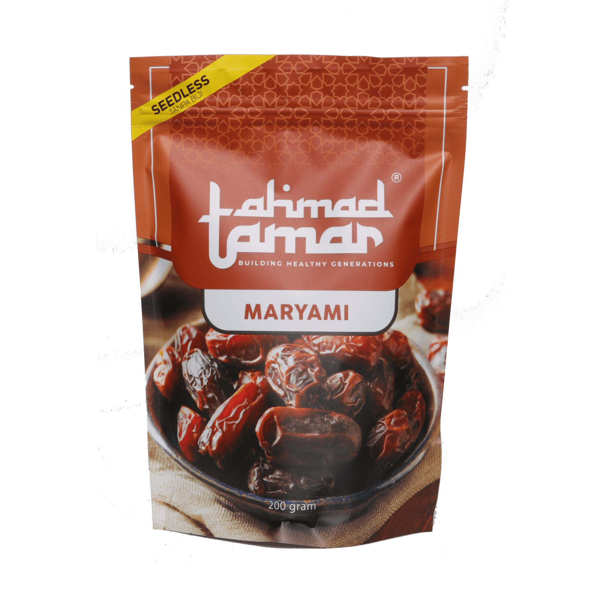 [Ahmad Tamar] Seedless Kurma Maryami