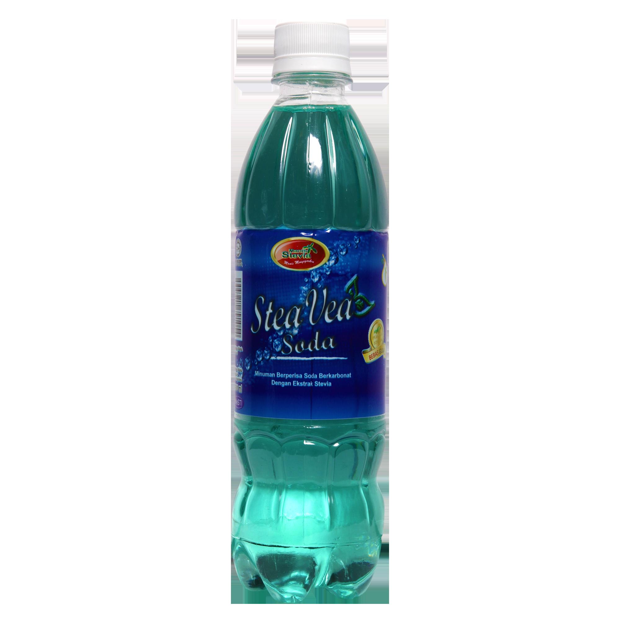[Stevia Tvia] Karbonat Aiskrim Soda 100% Manis Tanpa Gula