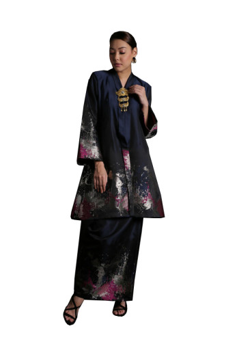 KEBARUNG CHINTA - DARK BLUE