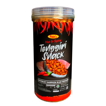 |Palut's| Hot & Spicy Tenggiri Snack (700g)