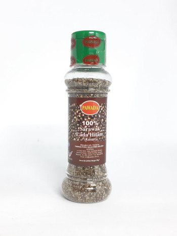 BLACK PEPPER POWDER (COARSE) 60G