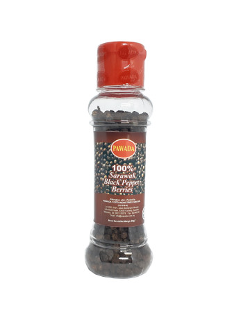 BLACK PEPPER BERRIES 60G