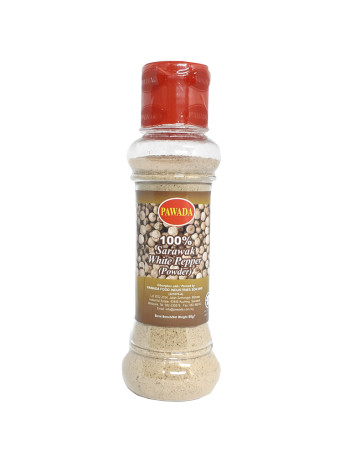 WHITE PEPPER POWDER (FINE) 60G