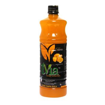 [Stevia Tvia] Bes Mangga 100% Manis Tanpa Gula