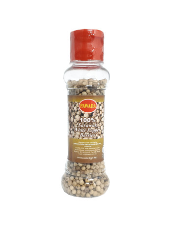 WHITE PEPPER BERRIES 60G