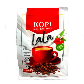 Kopi Susu Kambing Lala (15 Sachet X 25g)