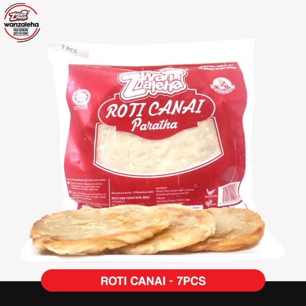 ROTI CANAI - WANZALEHA (Rich One Food Sdn Bhd)