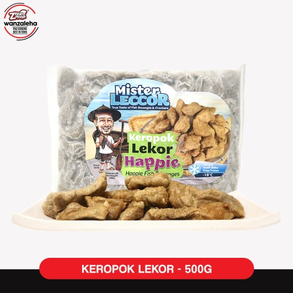 KEROPOK LEKOR - WANZALEHA (Rich One Food Sdn Bhd)