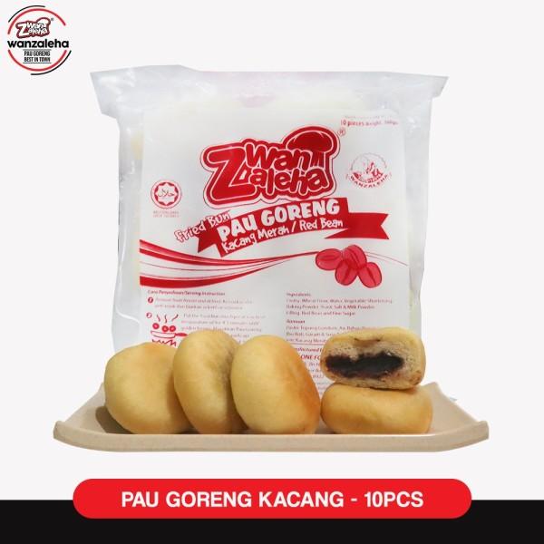 PAU GORENG KACANG MERAH - WANZALEHA (Rich One Food Sdn Bhd)