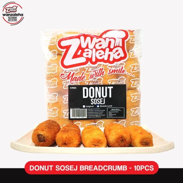 DONUT SOSEJ BREADCRUMB - WANZALEHA (Rich One Food Sdn Bhd)