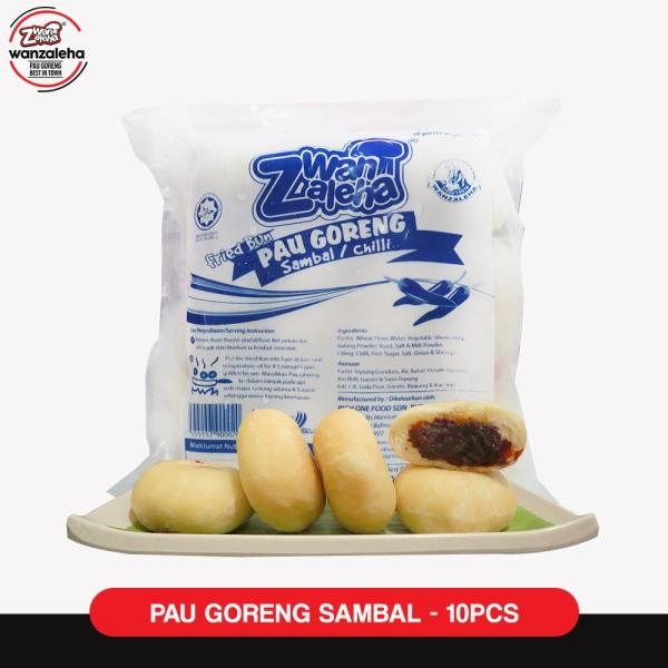 PAU GORENG SAMBAL - WANZALEHA (Rich One Food Sdn Bhd)