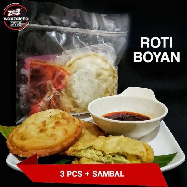 ROTI BOYAN - WANZALEHA (Rich One Food Sdn Bhd)