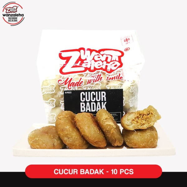 CUCUR BADAK  - WANZALEHA (Rich One Food Sdn Bhd)