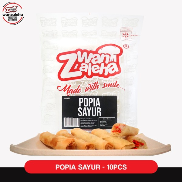 POPIA SAYUR - WANZALEHA (Rich One Food Sdn Bhd)