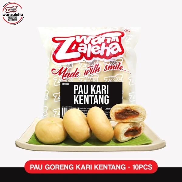 PAU GORENG KARI KENTANG - WANZALEHA (Rich One Food Sdn Bhd)