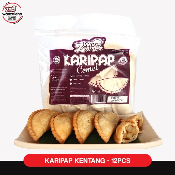 KARIPAP KENTANG  - WANZALEHA (Rich One Food Sdn Bhd)
