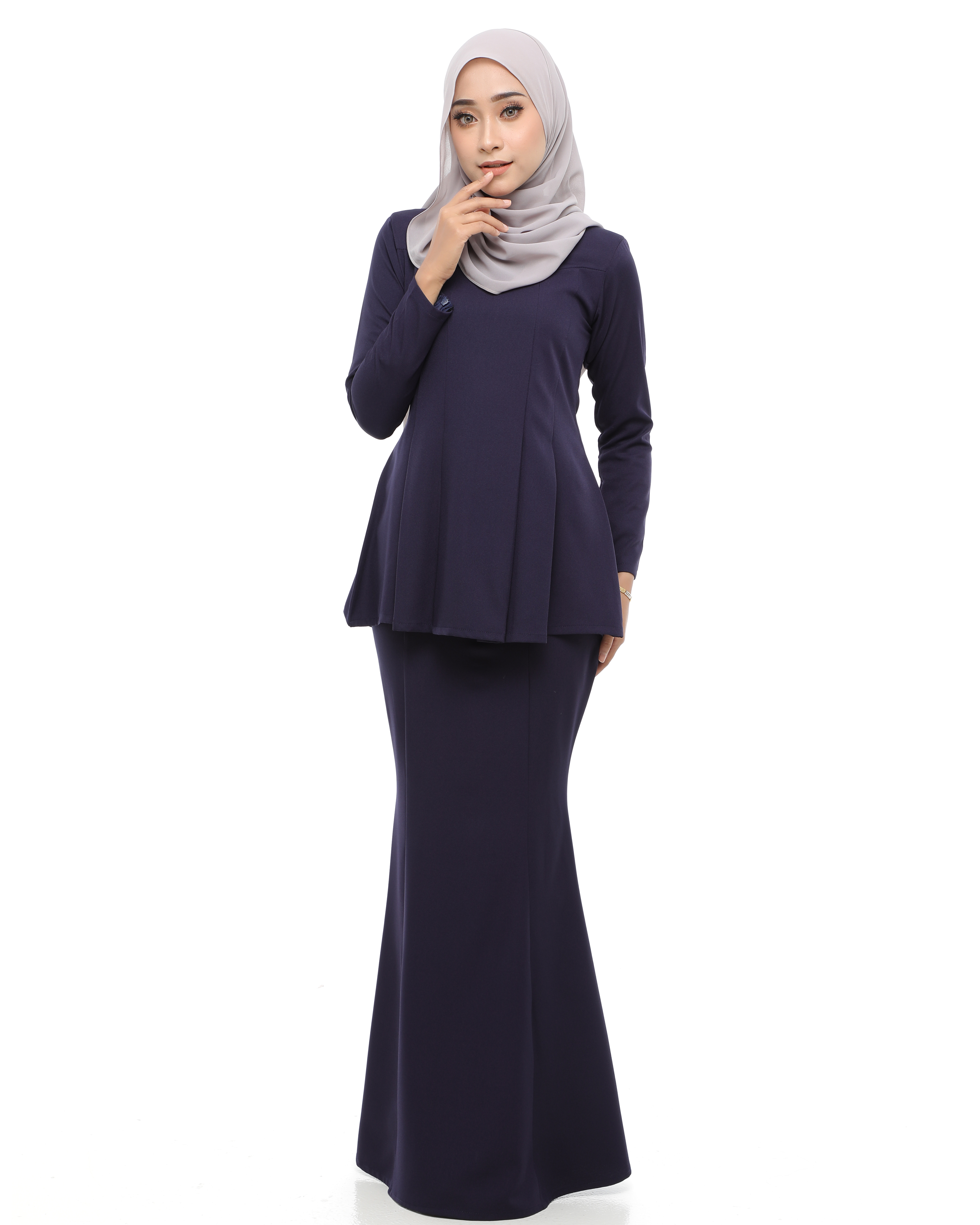 Estella - Navy Blue