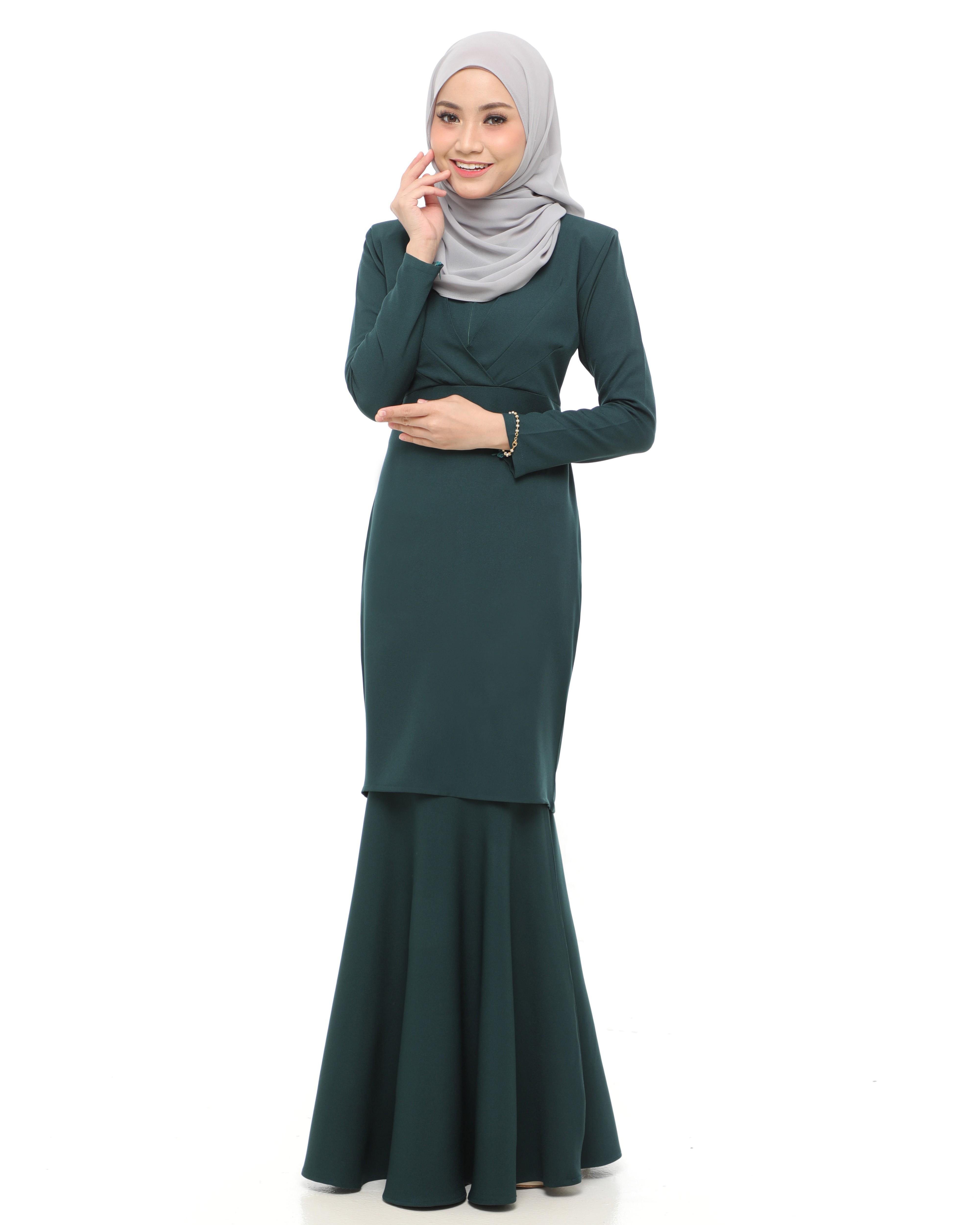 Arona - Emerald Green