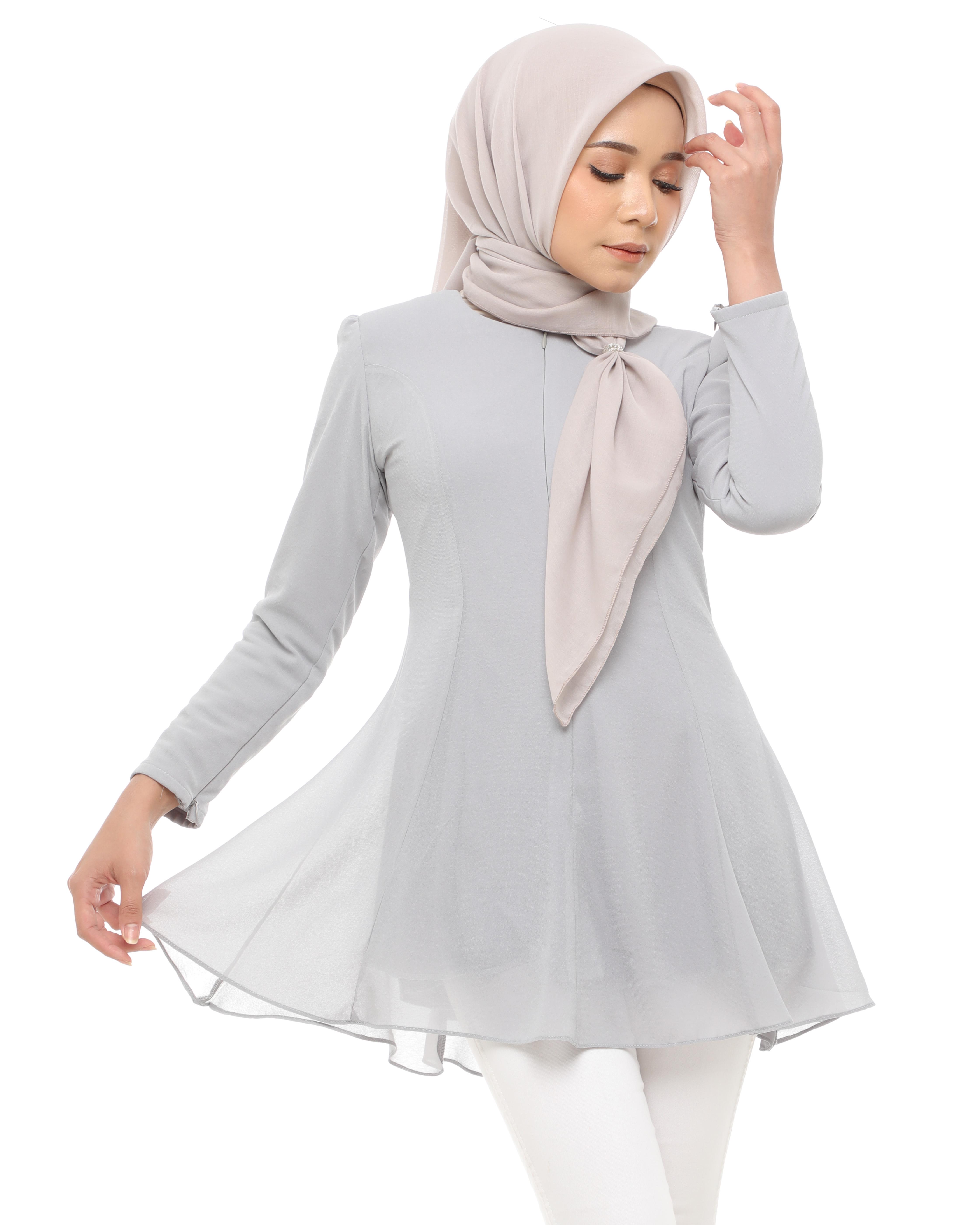 Klaudia v2 - Light Grey