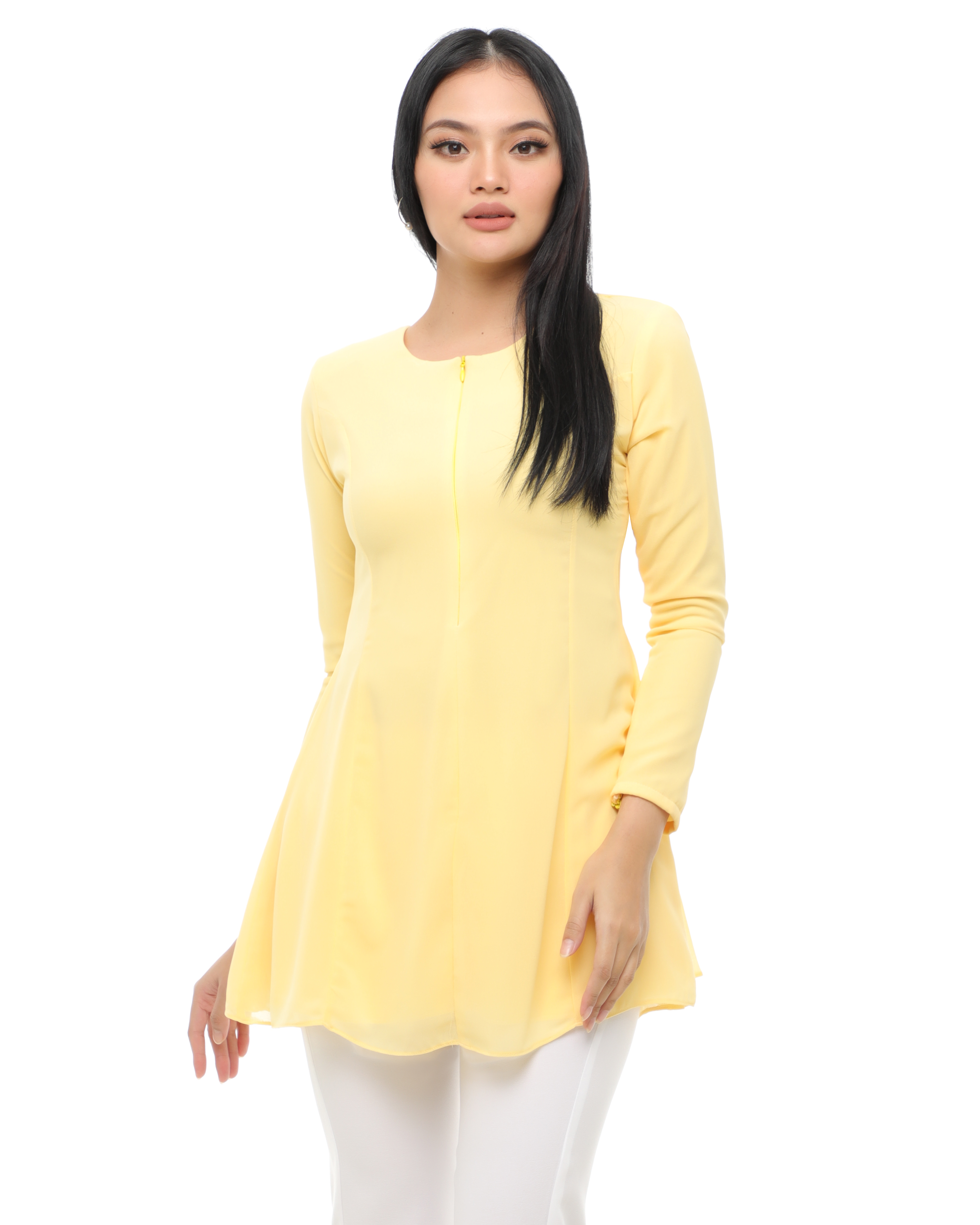 Klaudia v3 - Soft Yellow