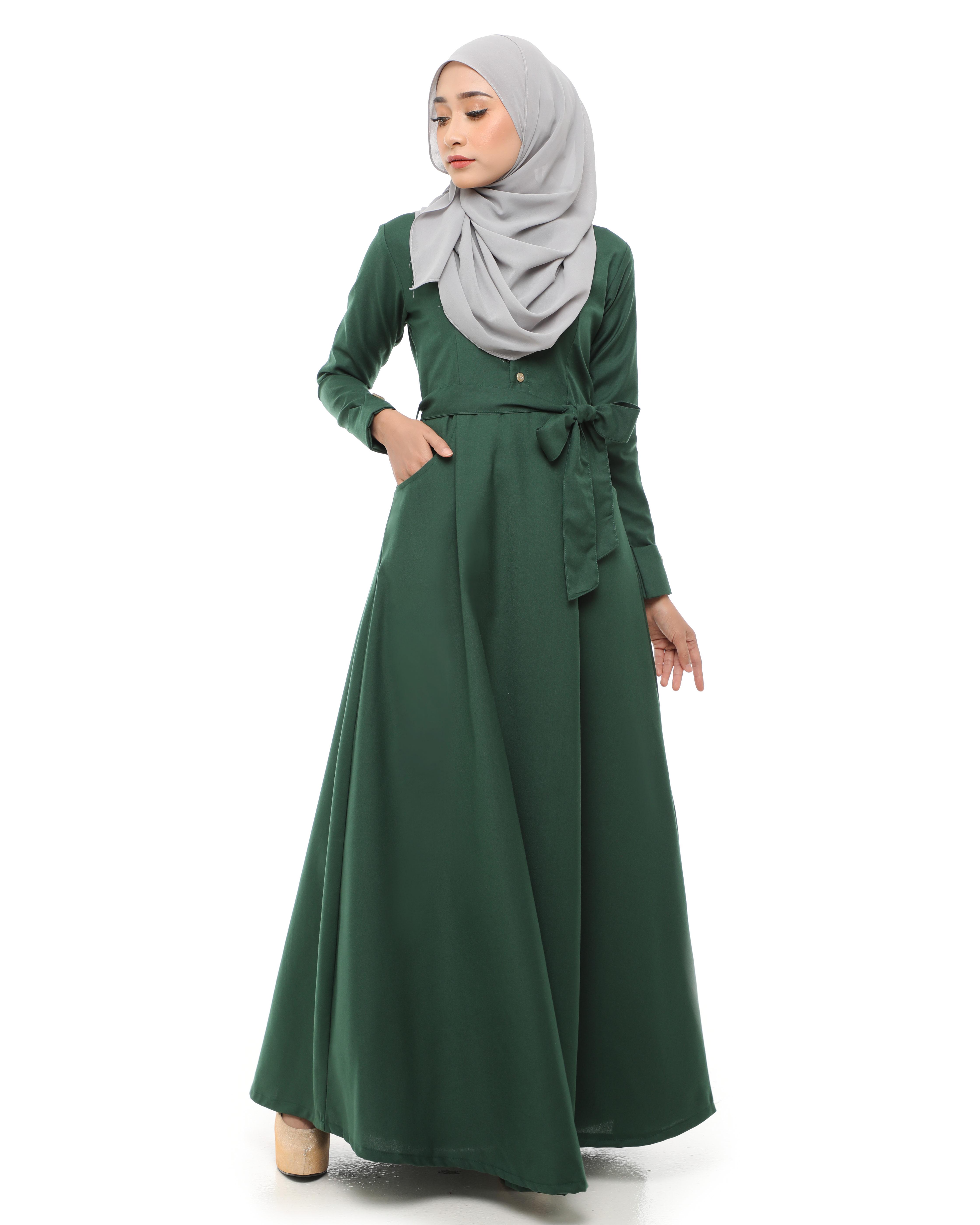 Malika - Deep Green