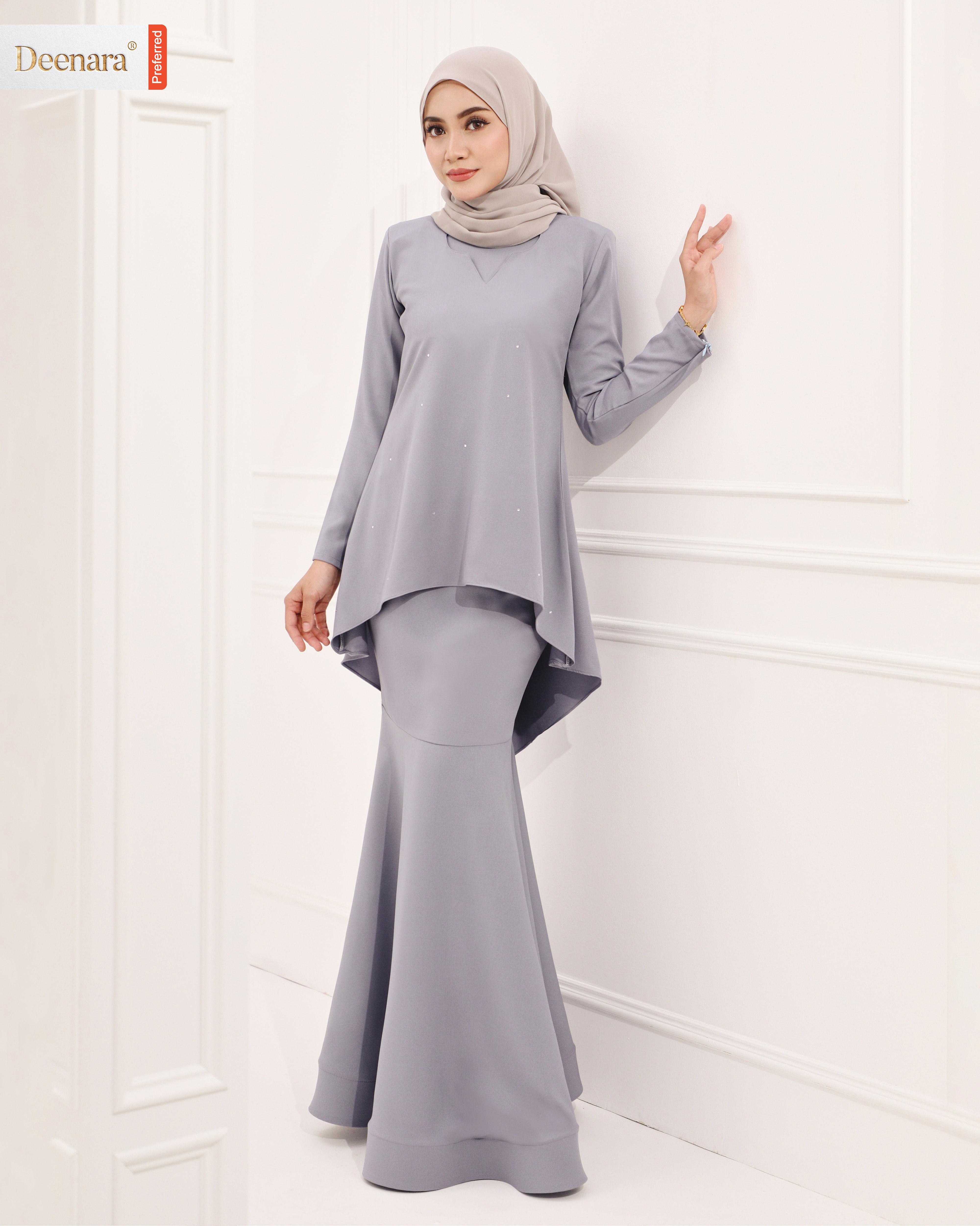 Ollivia - Blueish Grey