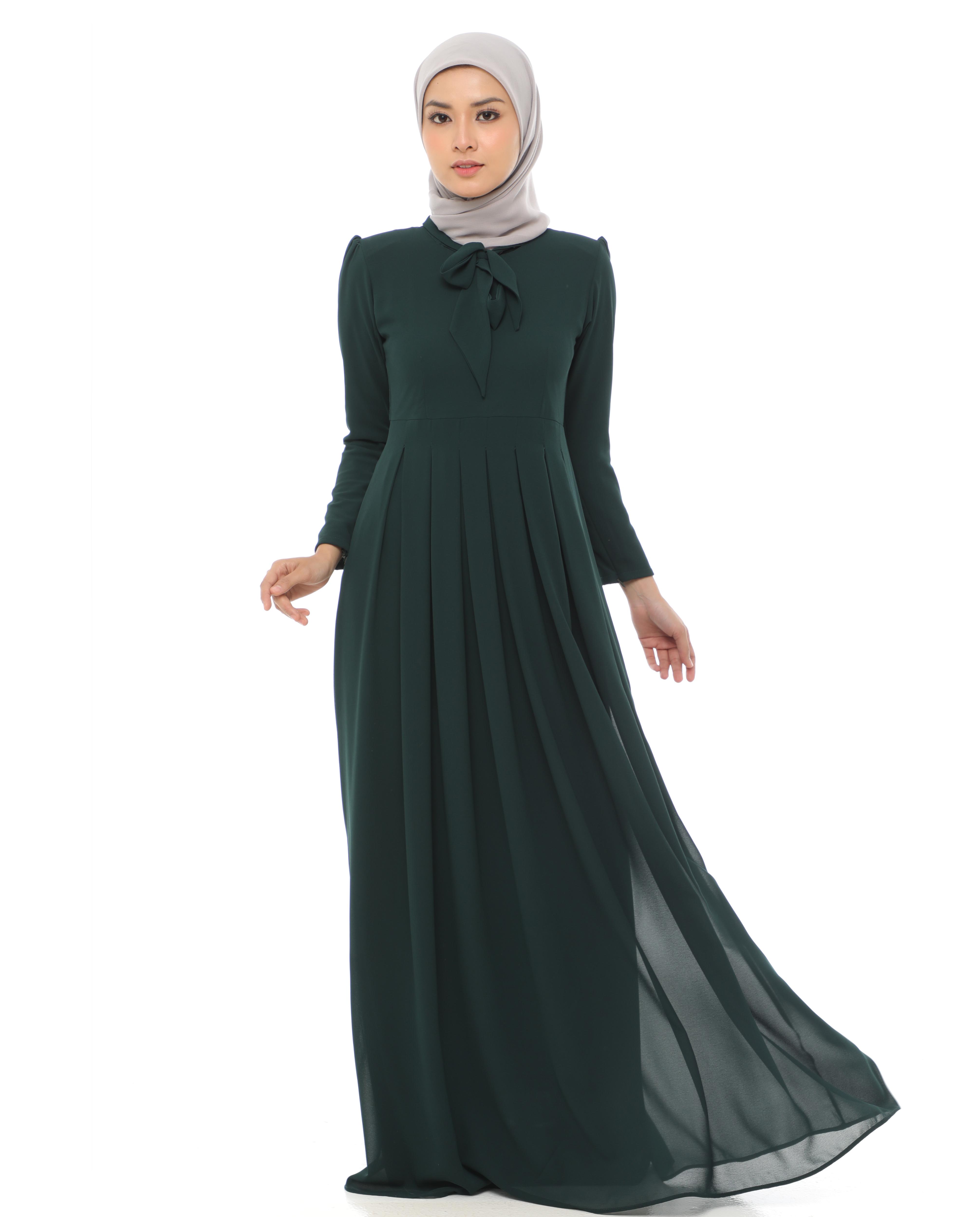 Nastashia - Emerald Green