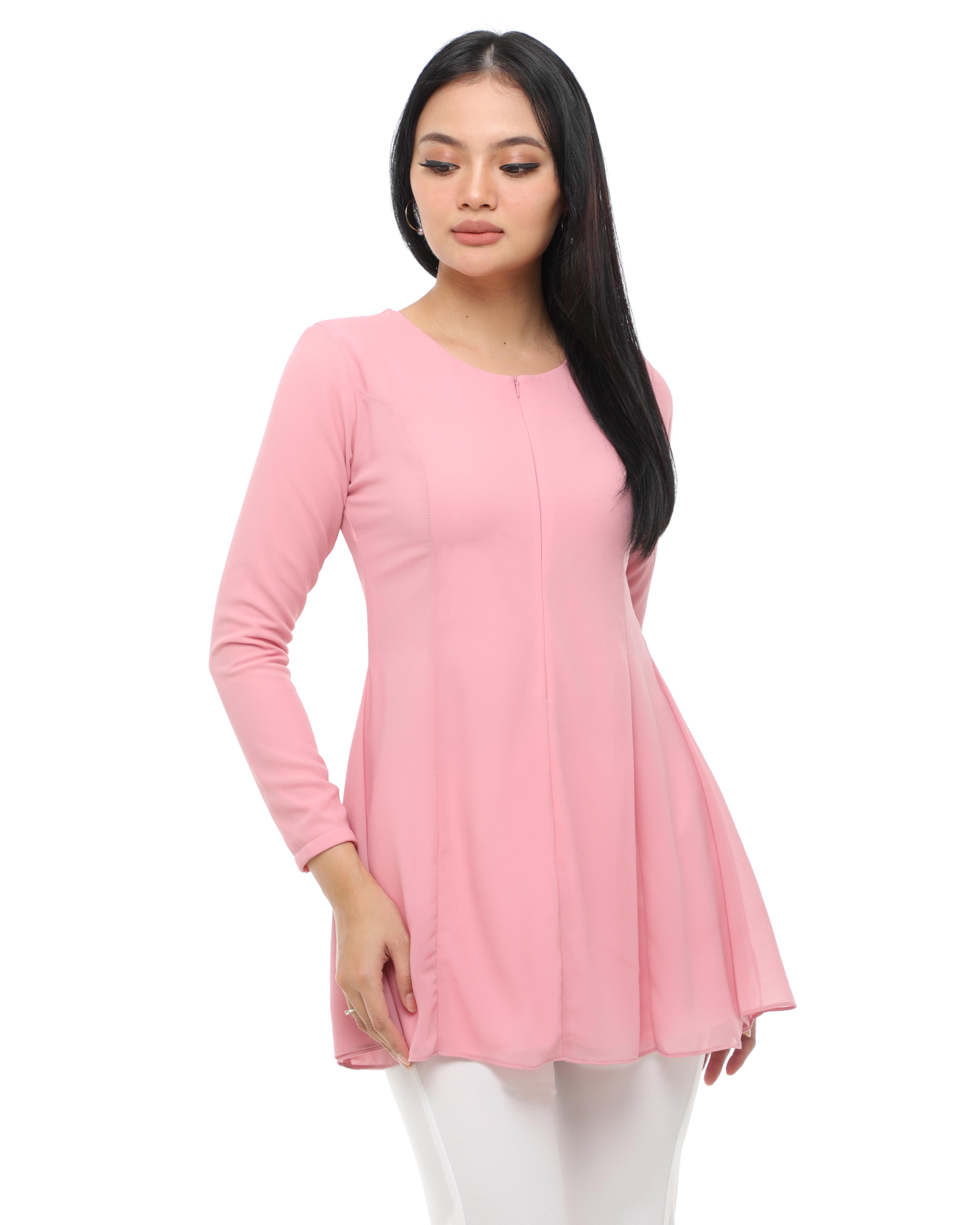 Klaudia v3 - Soft Pink
