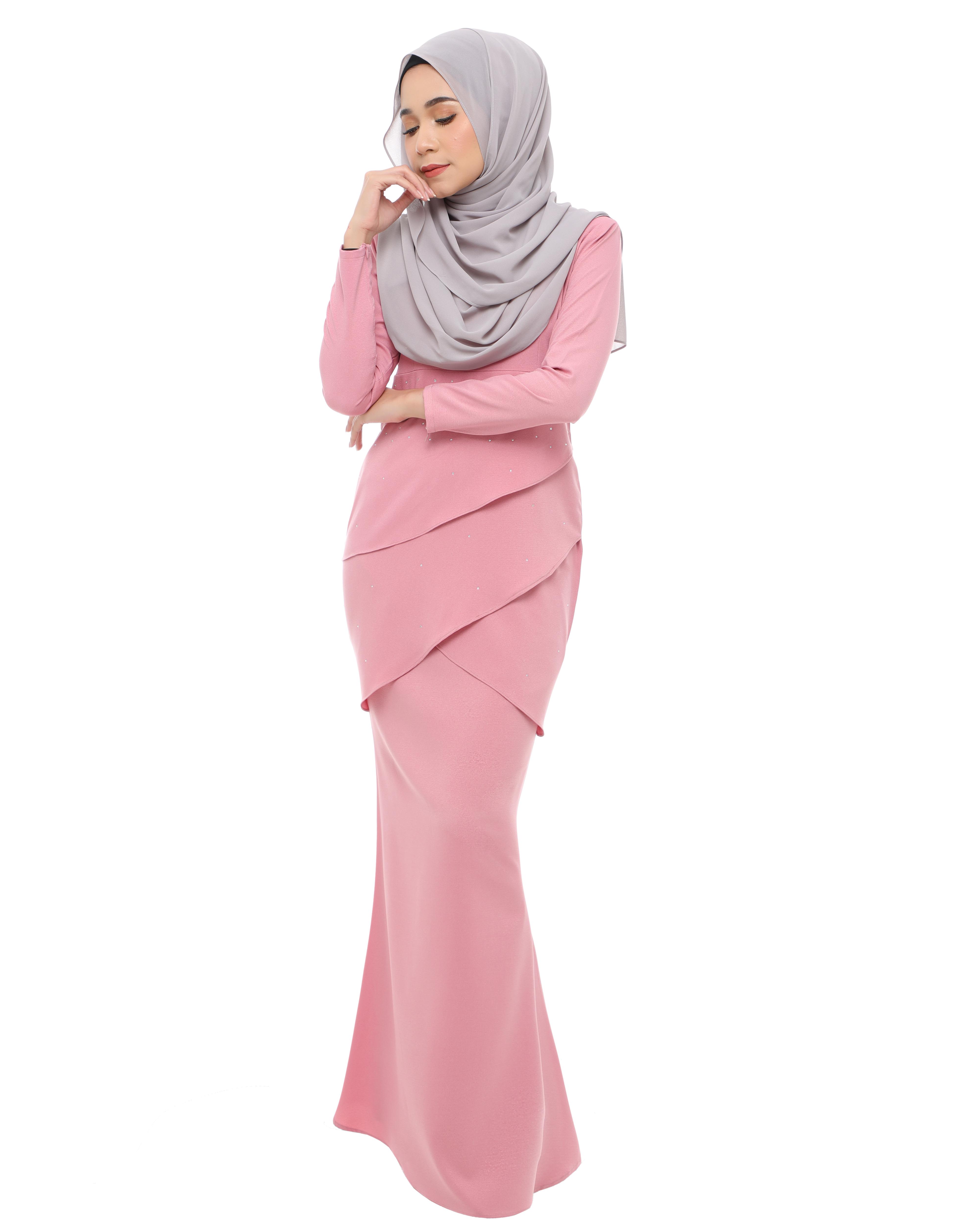 Elmira - Crepe Pink
