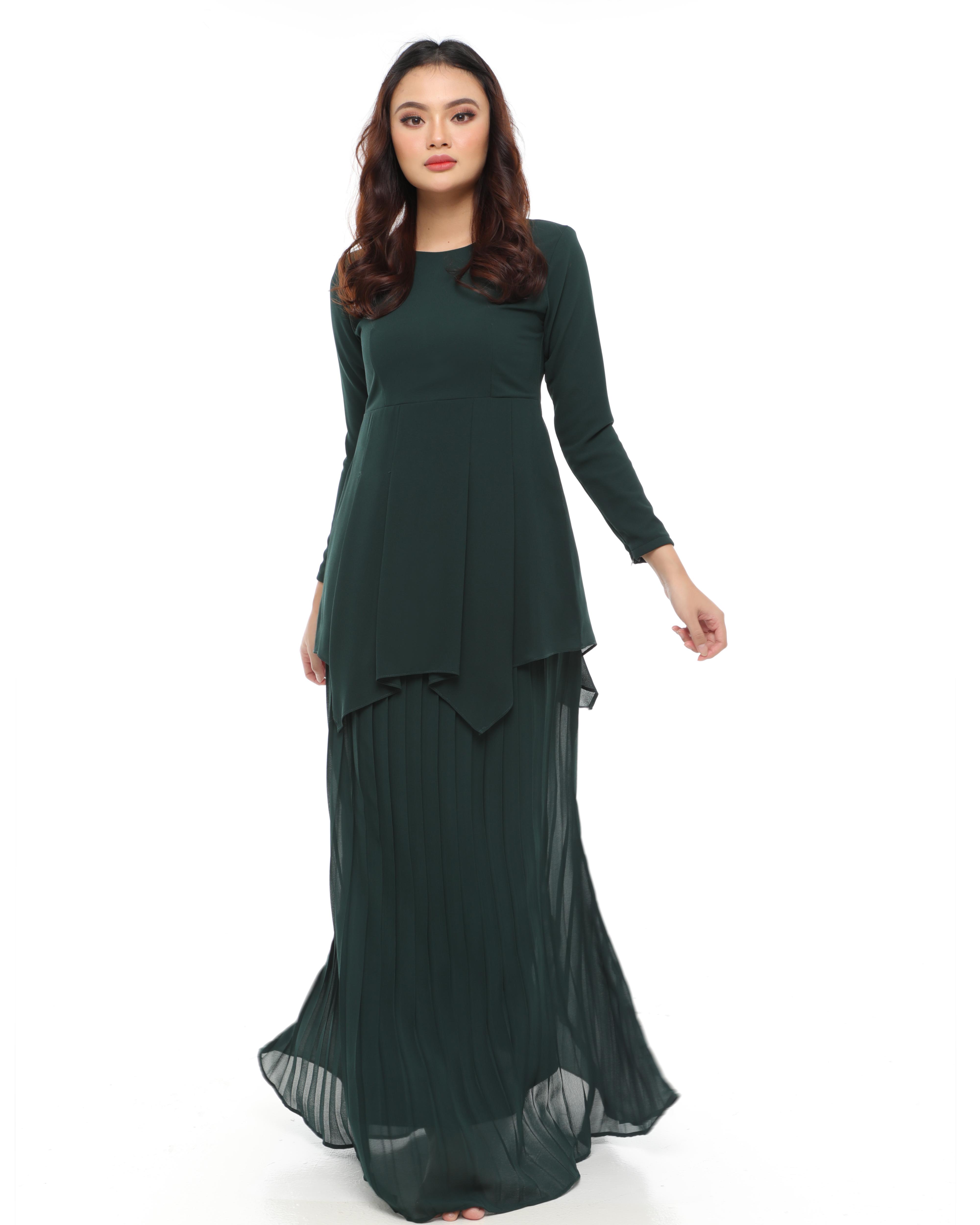 Kasandra - Cobalt Green