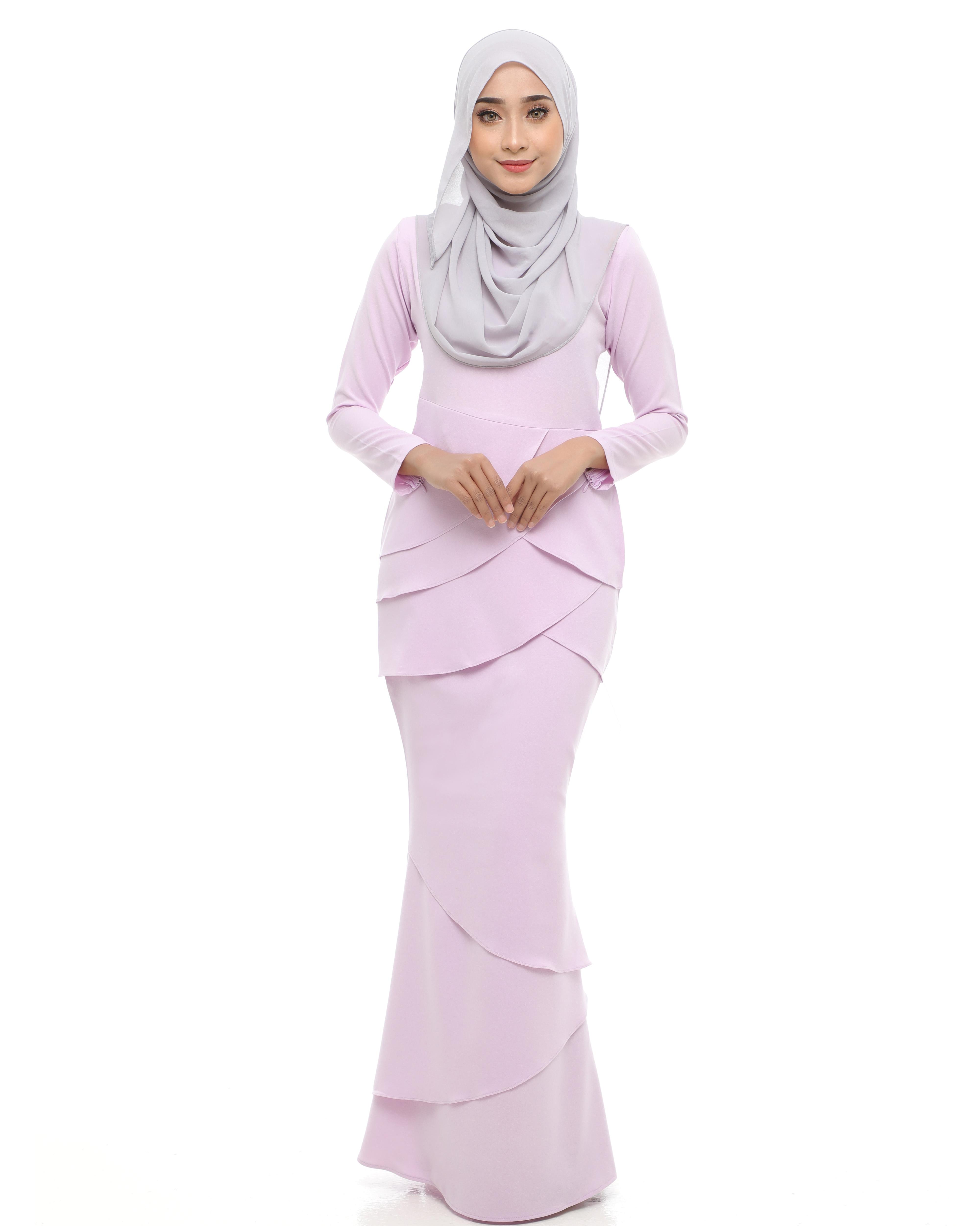 Erika - Soft Lavender