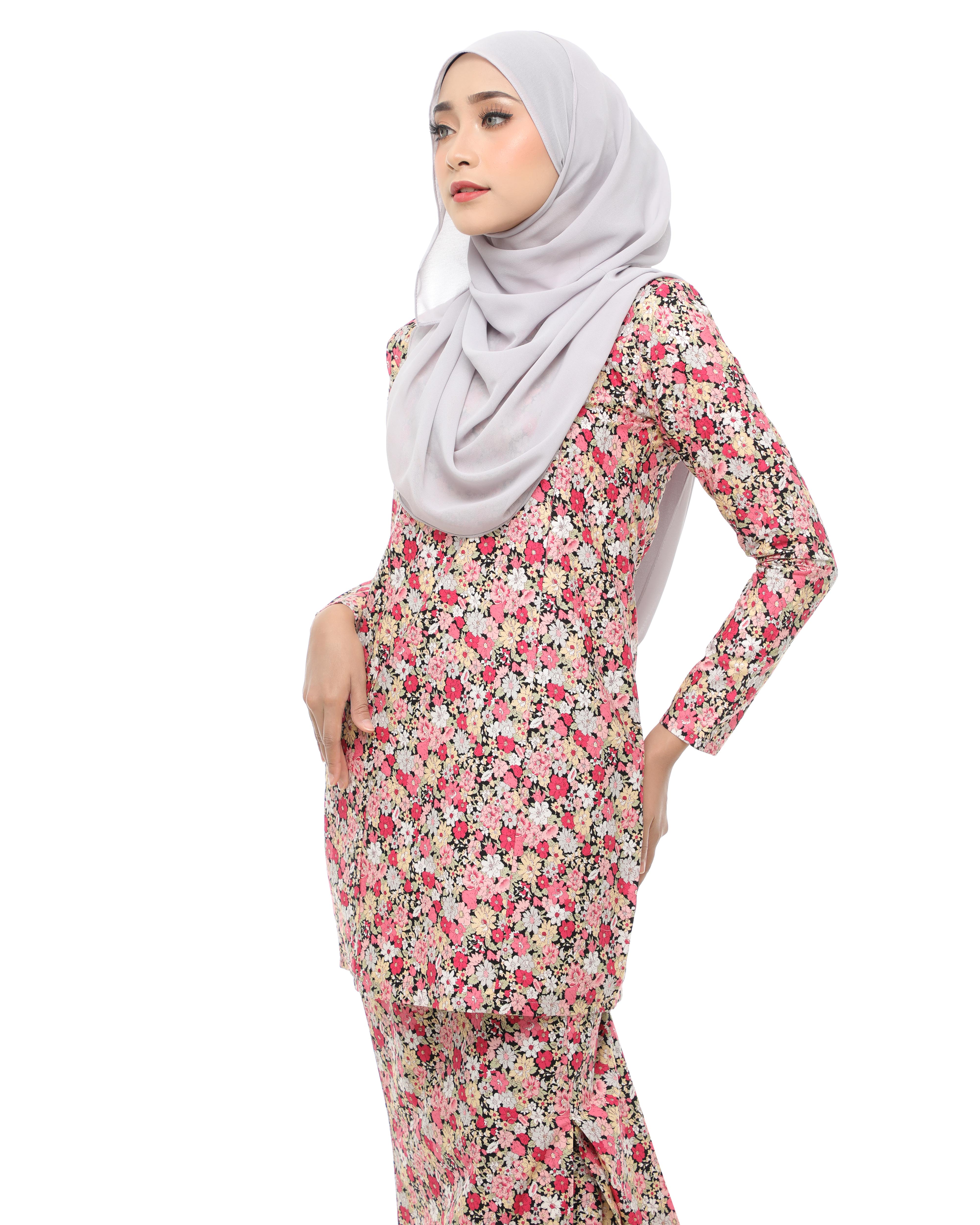 Ariana (Mini Kurung) - Summer
