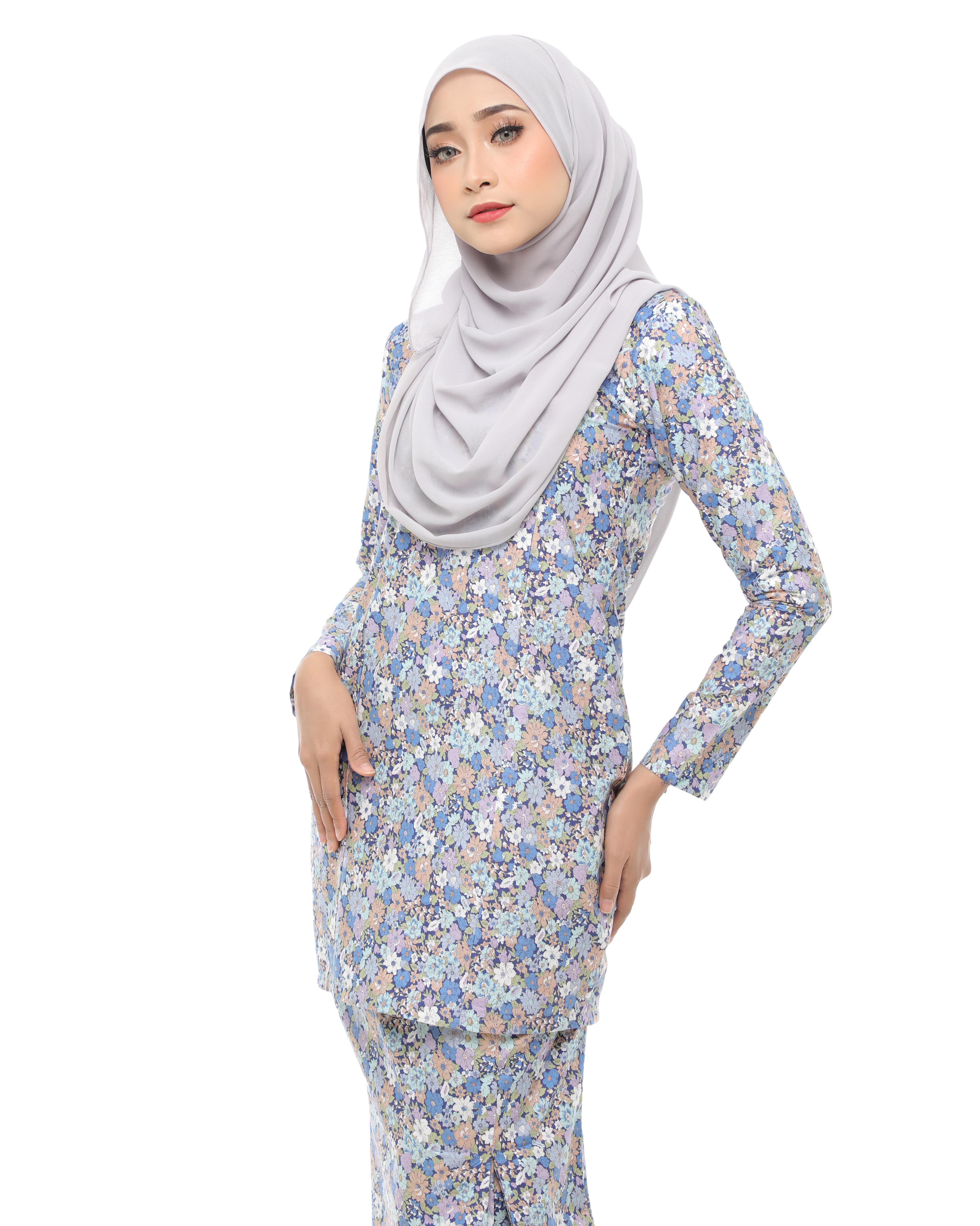 Ariana (Mini Kurung) - Winter