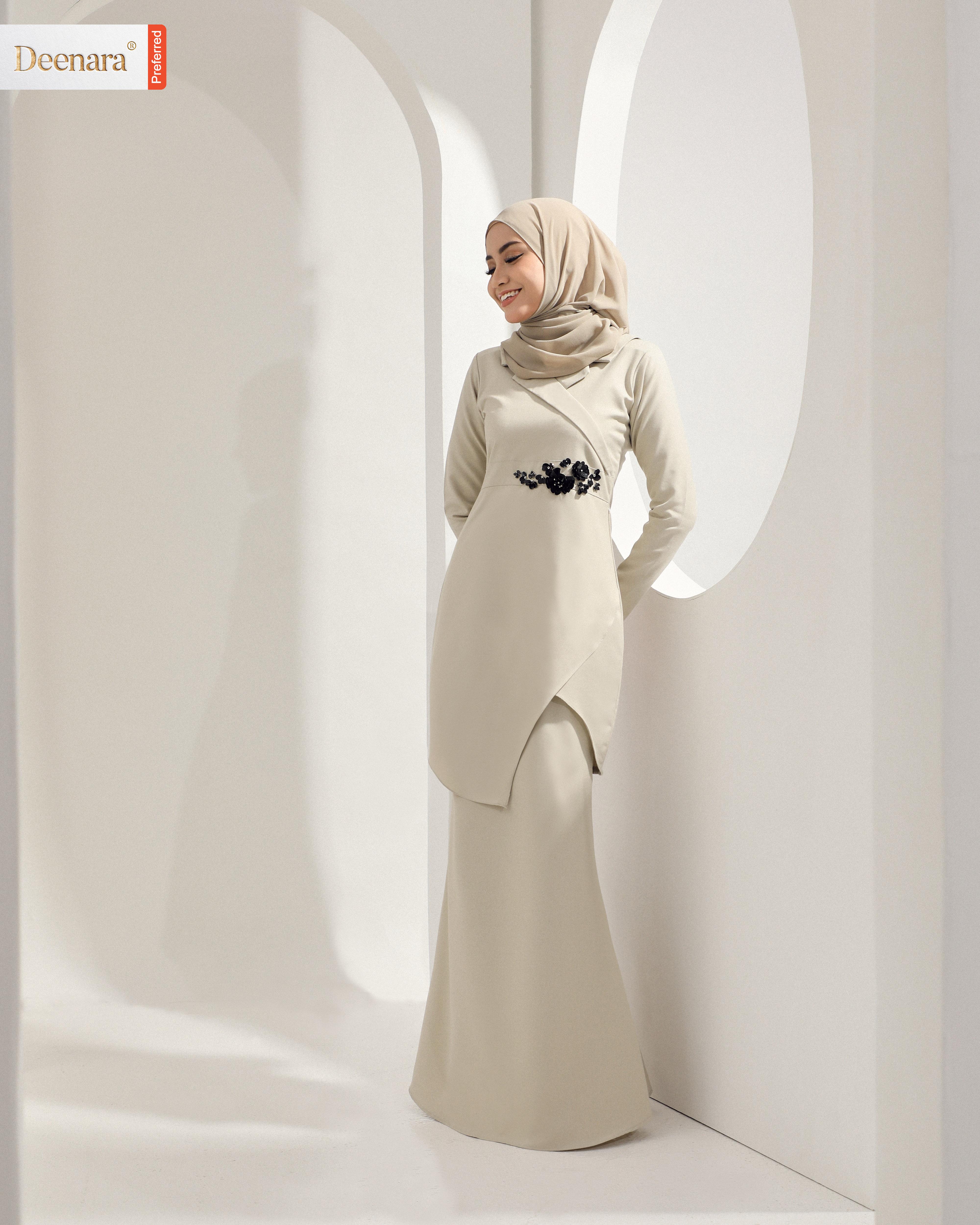 Meralyna Luxe - Vanilla Khakis