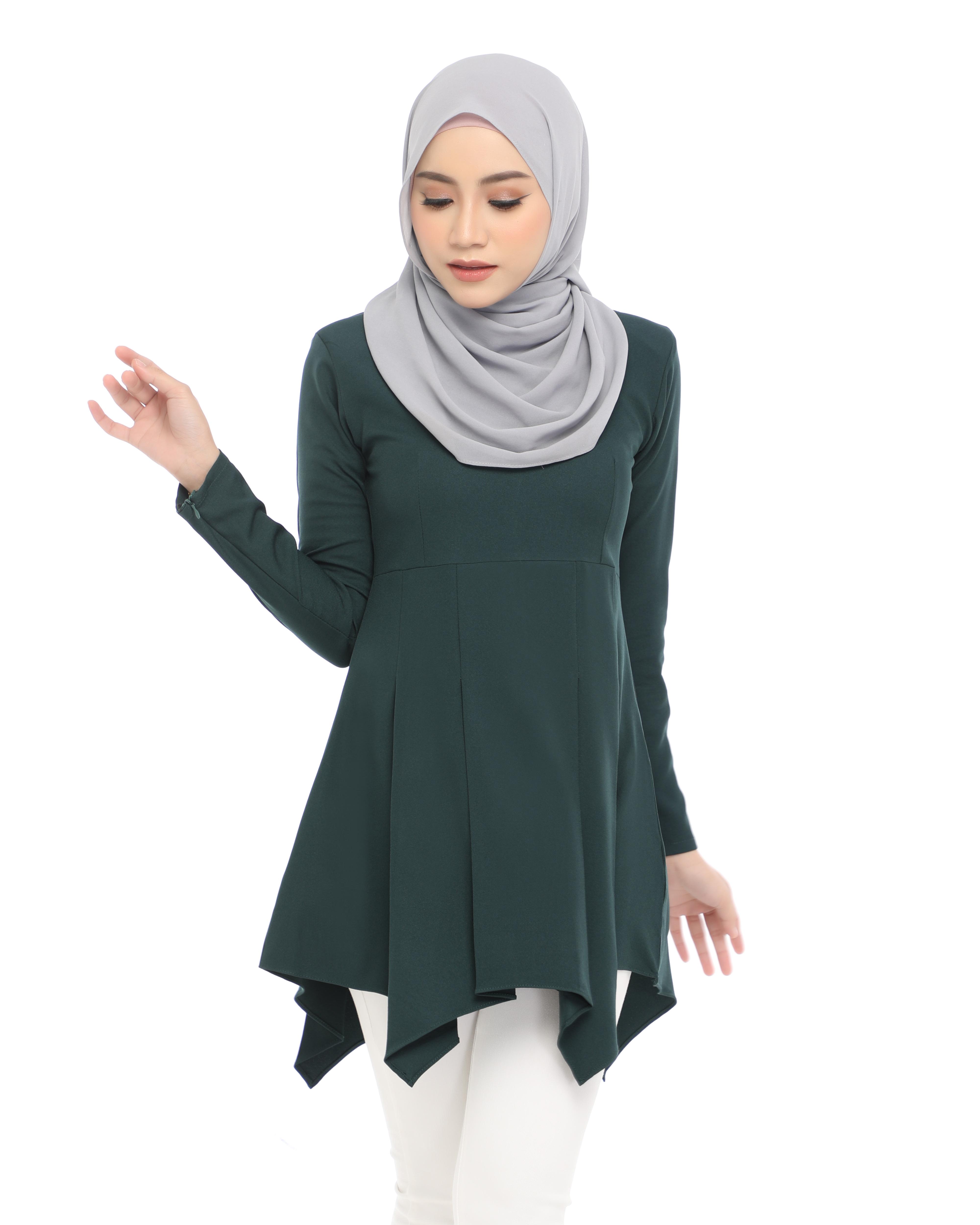 Kaylie - Emerald Green