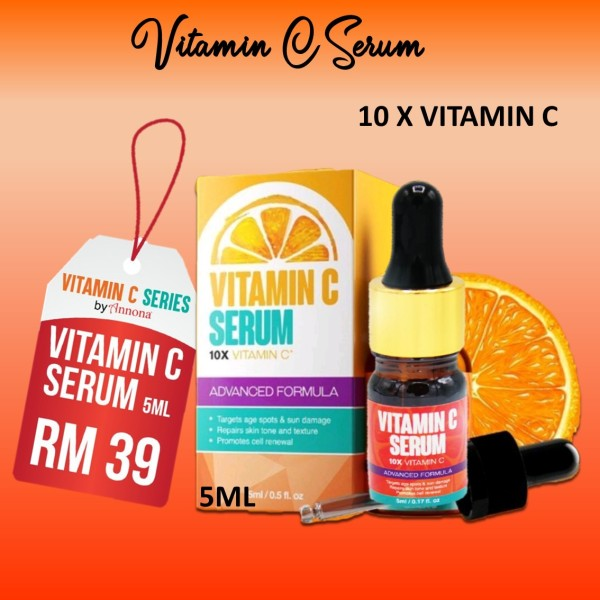 VCS VITAMIN C SERUM BY ANNONA ( 5ML) - Doabonda