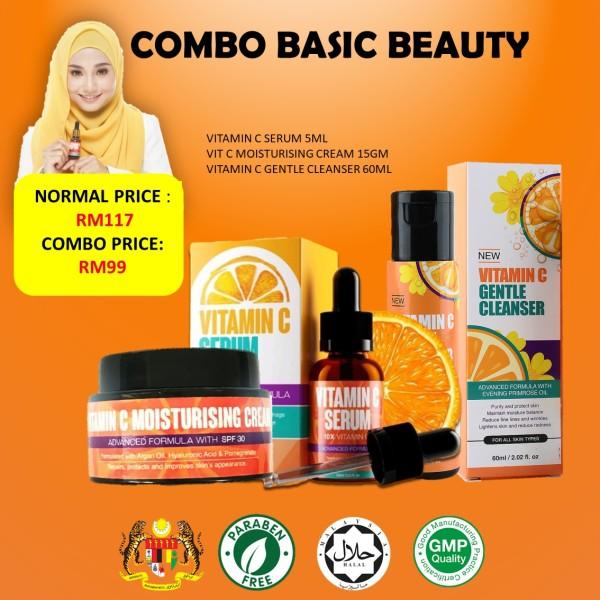 COMBO BASIC BEAUTY - Doabonda