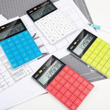 Deli Modern 12-digits Calculator E1589