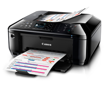 Canon PIXMA MX517 Printer